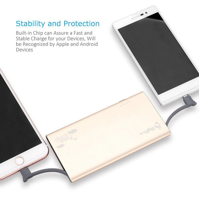 BigBlue Mfi Certified 5000 mAh Power Bank - Image 6