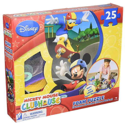 Mickey Mouse Clubhouse Foam Puzzle - Image 1