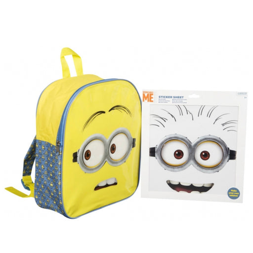 Minion Backpack - Image 1