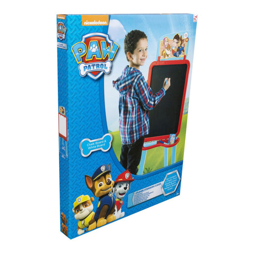 Paw Patrol Double Sided Floor Standing Easel Boys - Image 1