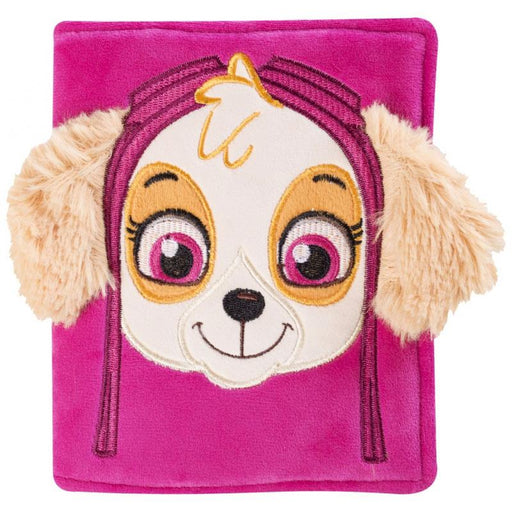 Paw Patrol Plush Notebook - Image 1