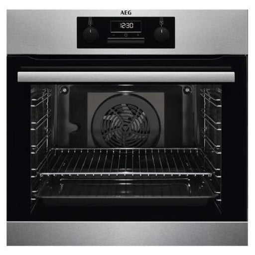 AEG BEB231011M SurroundCook Built In Single Oven Stainless Steel - Image 1