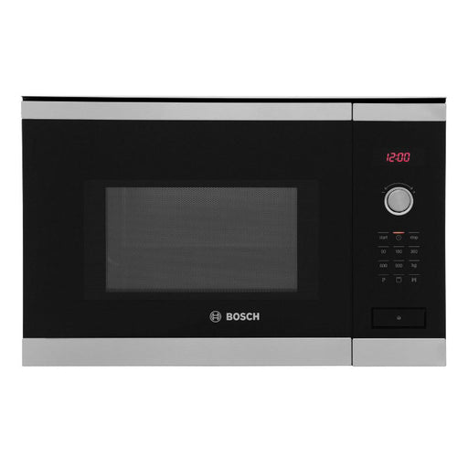 Bosch Hmt84G654B Built In Microwave With Grill - Stainless Steel / Black - Image 1