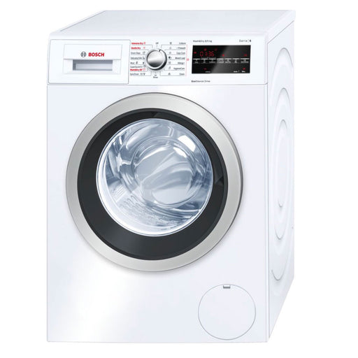 Bosch Wvg30461Gb 1500 Spin A 8Kg+5Kg Washer Dryer In White With Silver Door [Energy Class A] - Image 1