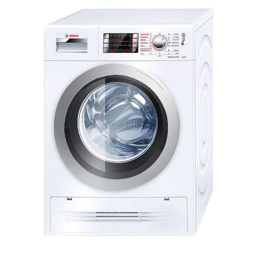 Bosch Wvh28422Gb Washer Dryer, 7Kg Wash/4Kg Dry Load, A Energy Rating, 1400Rpm Spin, White - Image 1