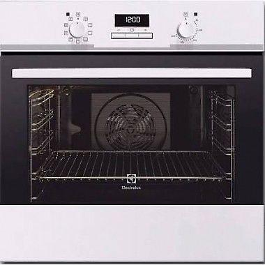 Electrolux EOB3400AOX Built in Single Oven Stainless Steel 60cm a Rated Electric - Image 1