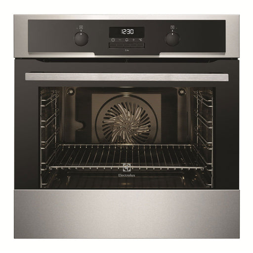 Electrolux Eoc5651Cax Pyrolytic Single Oven - Image 1