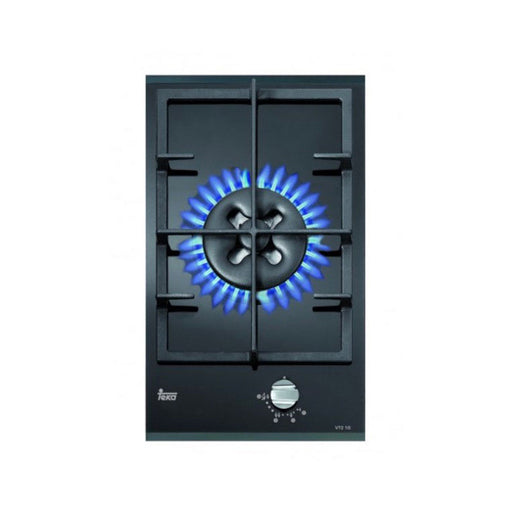 Teka Built-In VT21G 30cm Gas Black Single Hob 300 x 520mm - Image 1