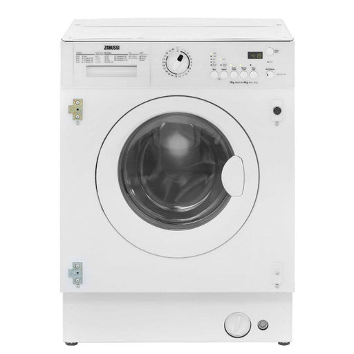 Zanussi Zwt7142Wa Integrated 7Kg / 4Kg Washer Dryer With 1400 Rpm - C Rated - Image 1