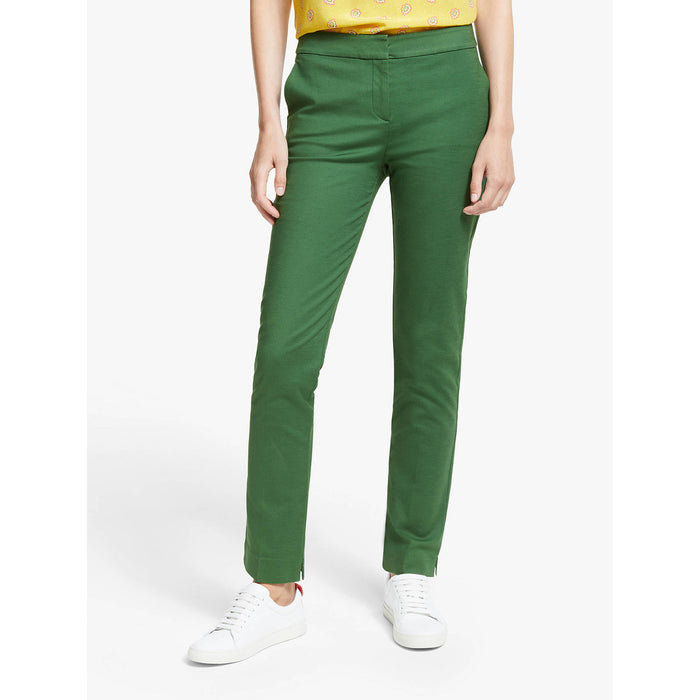 Boden Richmond Trousers Broad Bean Size 14 Regular - Image 3