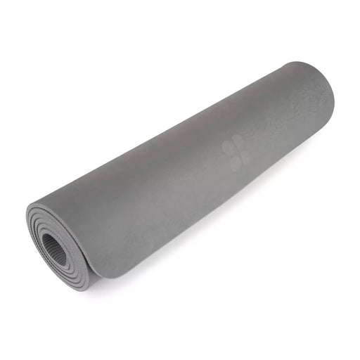 Sweaty Betty Eco Yoga Mat Charcoal 1830x610mm Lightweight Eco Friendly Grey - Image 1
