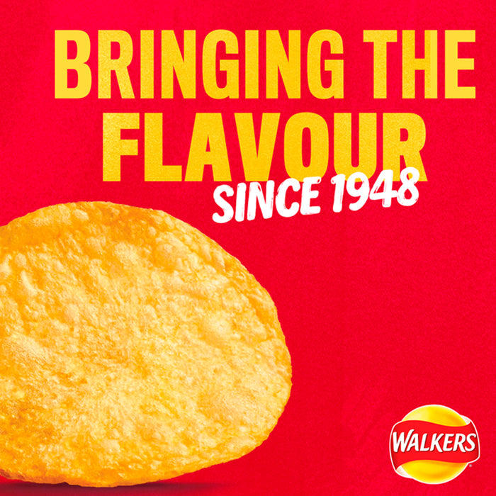 32 x Large 50g Grab Bags of Walkers Crisps Prawn Cocktail Sharing Pack - Image 5