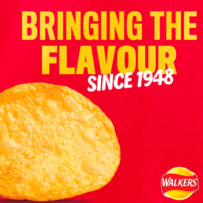 180 Bags of Walkers Crisps Cheese and Onion In Pack 12 x 25g - Image 5