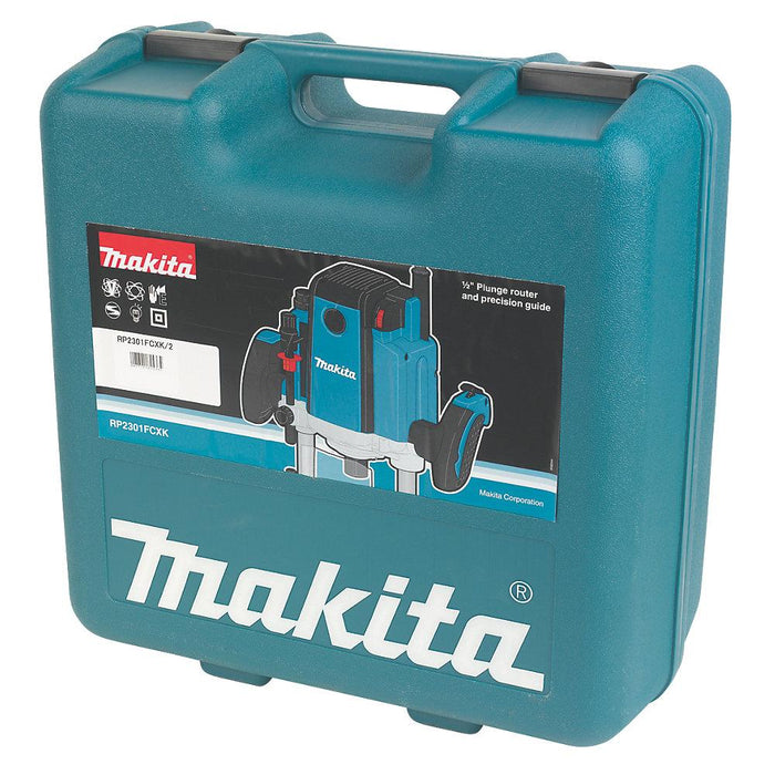 Makita Electric Router 2100W Collets RP2301FCXK 110V with Case - Image 3