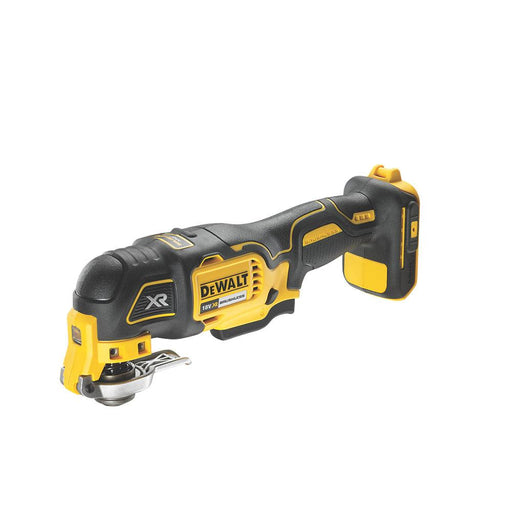 DeWalt DCS355N-XJ Cordless Oscillating Multi-Tool with Accessories - Bare - Image 1
