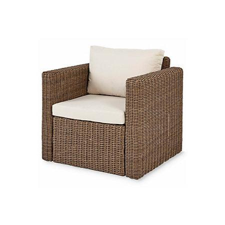 Soron Armchair 1pcs Per Carton Brown - Image 1