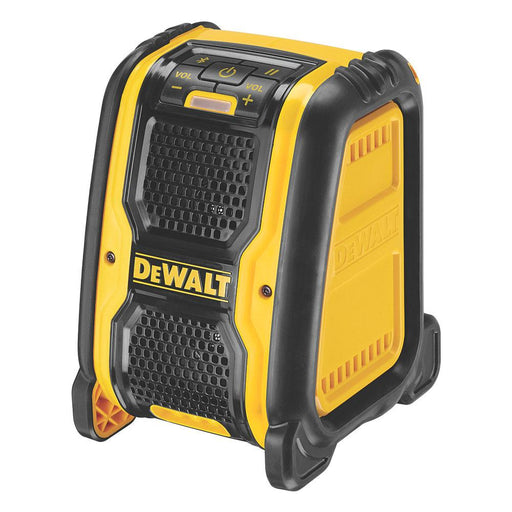 DeWalt Bluetooth Wireless Speaker DCR006-XJ 10.8/14.4/18V Li-Ion XR - Image 1