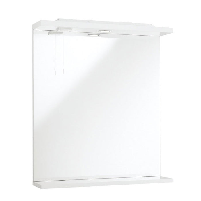 Bathroom Mirror With Lights Gloss (1651P) - Image 1