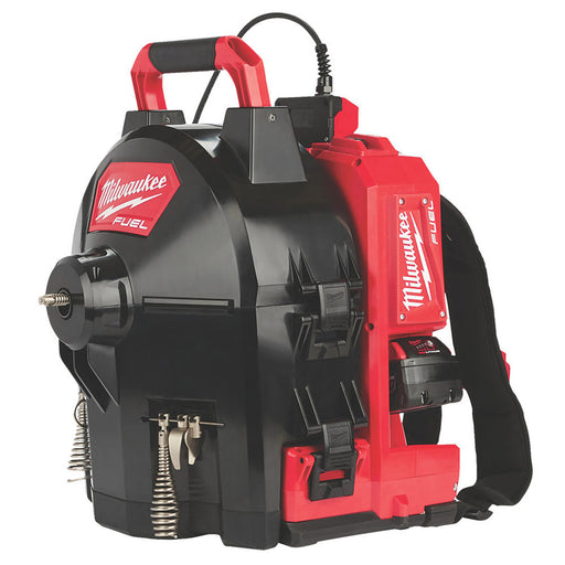 Milwaukee Cordless Drain Cleaner Free Standing Brushless Unblocker Bare Unit - Image 1