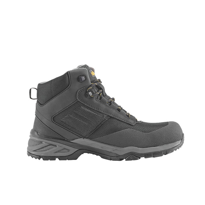 Site Magma Metal Free  Safety Boots Black Size 7 - Image 3