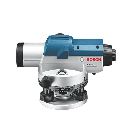 Bosch Professional Self-Levelling Optical Level Set Gol26D Working range 100m - Image 1