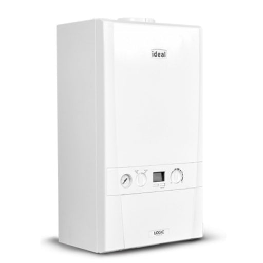 Ideal Logic+ S30 System Boiler Natural Gas ErP 215680 Heat Only - Image 1