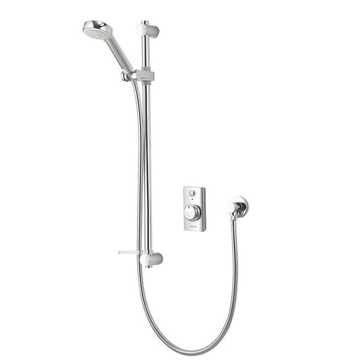 Agualisa Thermostatic Smart Shower Gravity Pumped Rear Fed Visage Smart - Image 1