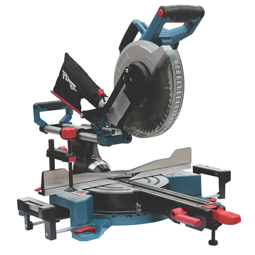 "Erbauer EMIS254S 254mm/10"" Double-Bevel Sliding Mitre Saw 1800W 220-240V - Image 1"