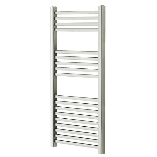 Blyss Towel Radiator Chrome 974 x 450mm - Image 1