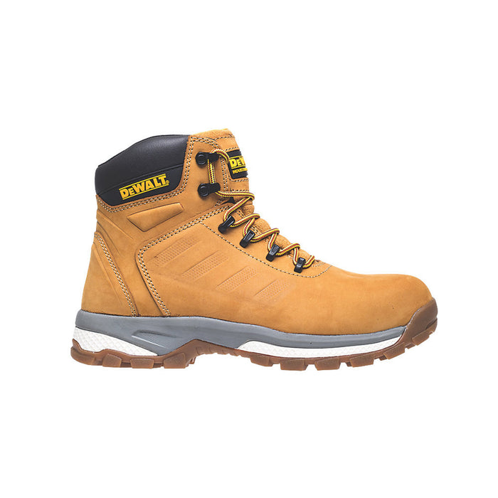 DeWalt Mens Work Safety Boots Sharpsburgh Oil Repellent Standard Fit Wheat UK 8 - Image 4