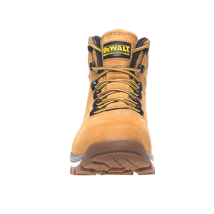 DeWalt Mens Work Safety Boots Sharpsburgh Oil Repellent Standard Fit Wheat UK 8 - Image 5
