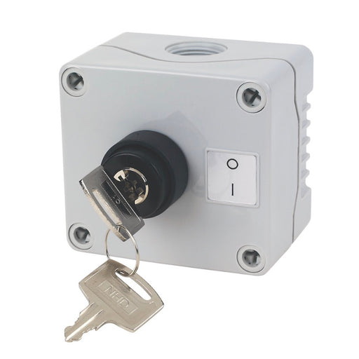 Hylec Selector Key Switch 22Mm (28792) - Image 1