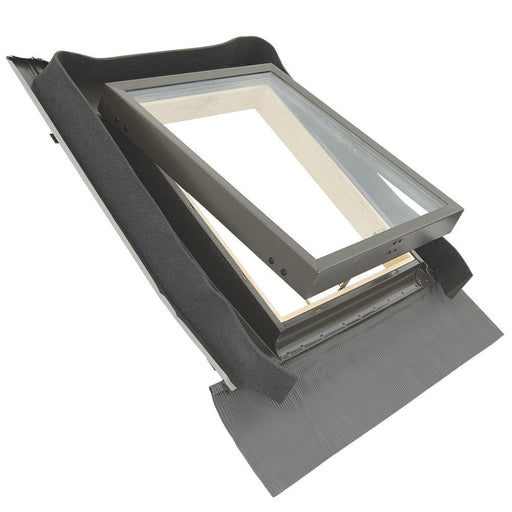 Tyrem Manual Top-Hung Skylight Clear 440 x 550mm - Image 1