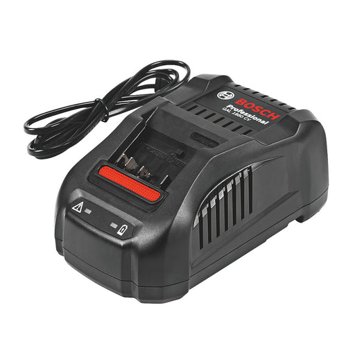 Bosch GAL 1880 CV 14.4-18V Li-Ion Multivolt Power Tool Battery Fast Charger - Image 1