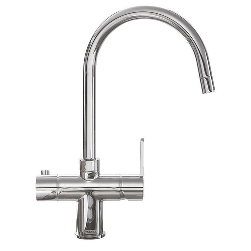 Franke Minerva Single Lever Boiling Water Tap Chrome - Image 1