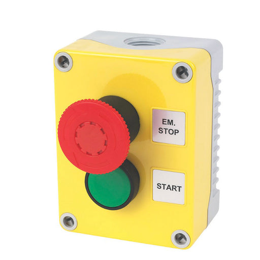 Hylec 2-Way A-Lock Start Push Button (32680) - Image 1