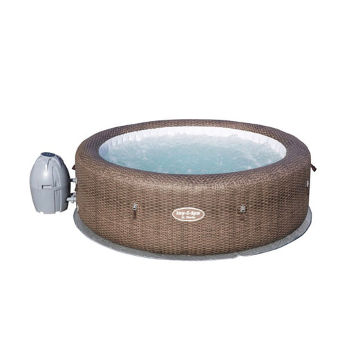 Lay-Z-Spa Airjet Spa Hot Tub St Moritz 5-7 person Portable Inflatable - Image 1