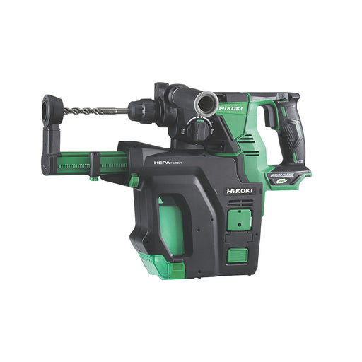 HiKOKI DH36DPB J3Z 36V Hammer Drill Dust Collection Bare - Image 1