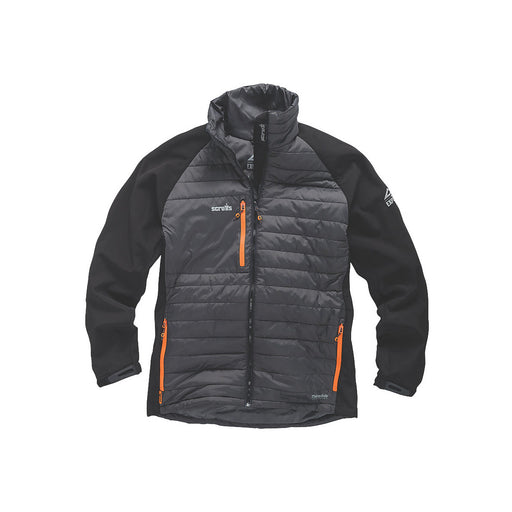 Scruffs Expedition Thermo Softshell Graphite M - Image 1