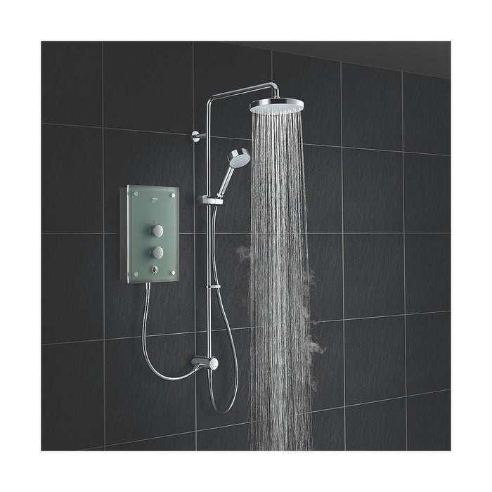 Mira Azora Dual Electric Shower 9.8kW - Image 2