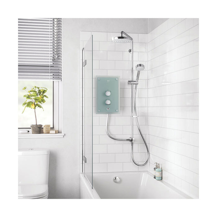 Mira Azora Dual Electric Shower 9.8kW - Image 3