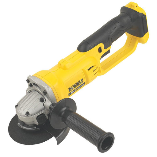 "DeWalt DCG412N 18V Li-Ion XR 5""  125 mm Cordless Angle Grinder - Body only - Image 1"