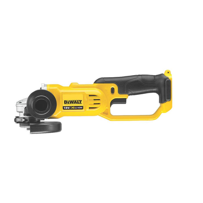 "DeWalt DCG412N 18V Li-Ion XR 5""  125 mm Cordless Angle Grinder - Body only - Image 2"