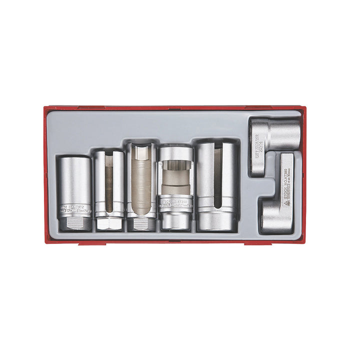 Teng 7 Piece Specialist Socket Set - Image 1