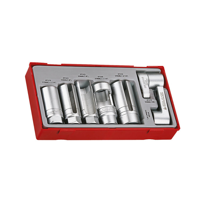 Teng 7 Piece Specialist Socket Set - Image 2