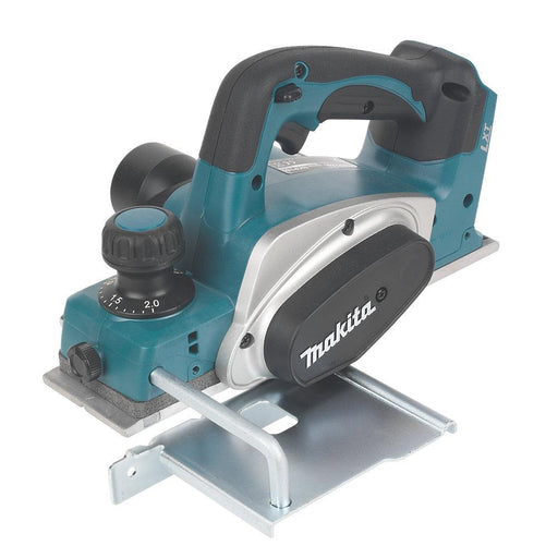 Makita DKP180Z 18V Li-Ion LXT Cordless Brushed Planer 2mm cutting depth - Bare - Image 1