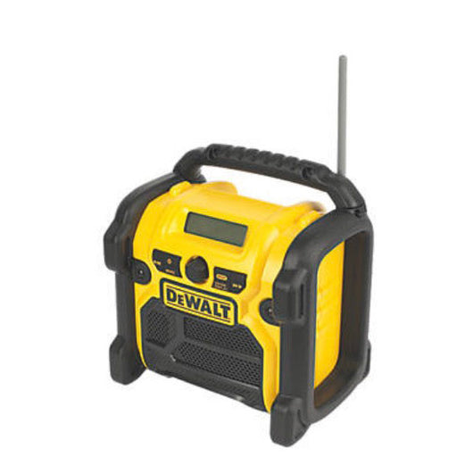 Dewalt Cordless DAB+ / FM Site Radio DCR021-XJ Body Only - Image 1