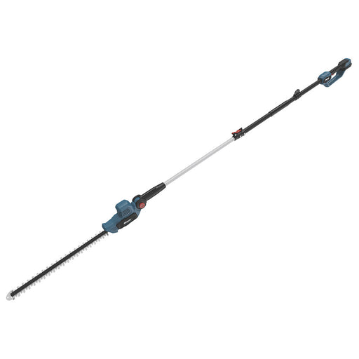 Erbauer RB18PHTBL 45cm 18V Brushless Cordless Pole Hedge Trimmer - Body Only - Image 1