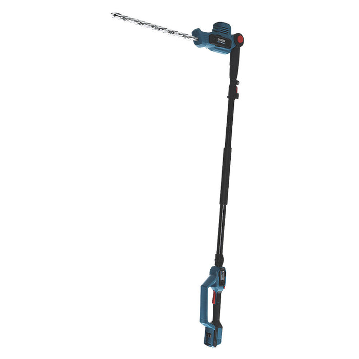 Erbauer RB18PHTBL 45cm 18V Brushless Cordless Pole Hedge Trimmer - Body Only - Image 2