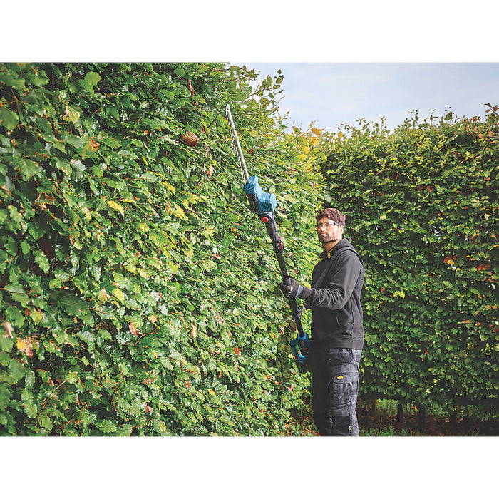 Erbauer Pole Telescopic Hedge Trimmer RB18PHTBL 45cm 18V Cordless - Body Only - Image 4